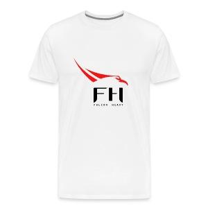 SpaceX Falcon Heavy logo - Men's Premium T-Shirt