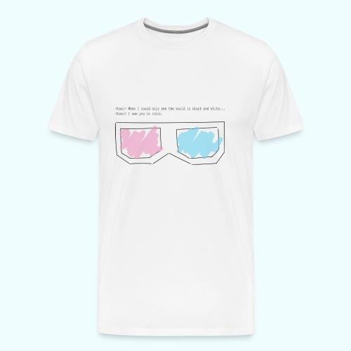 3D You - Men's Premium T-Shirt