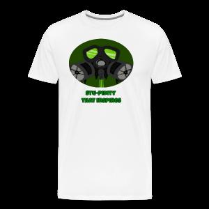 Mblohr Slogan - Men's Premium T-Shirt