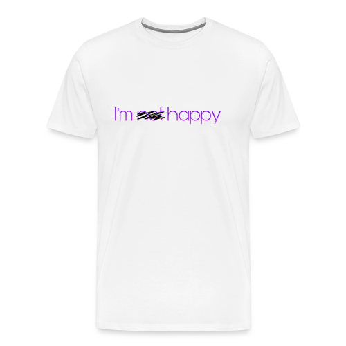 I'm happy - Men's Premium T-Shirt