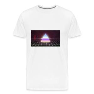 80s Retro - Men's Premium T-Shirt