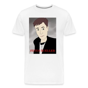 Fetus Bueller - Men's Premium T-Shirt
