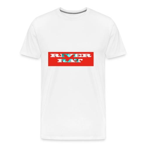 River rat - Men's Premium T-Shirt