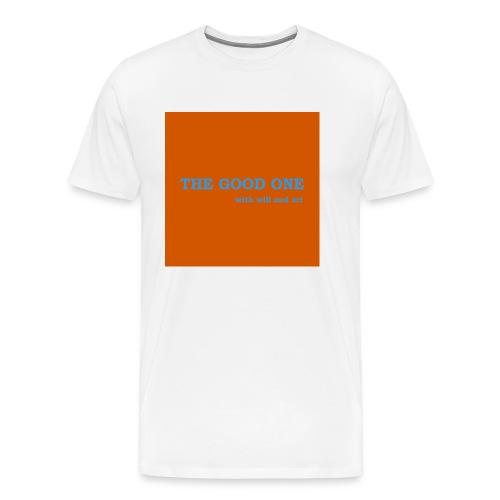 Normal Logo - Men's Premium T-Shirt