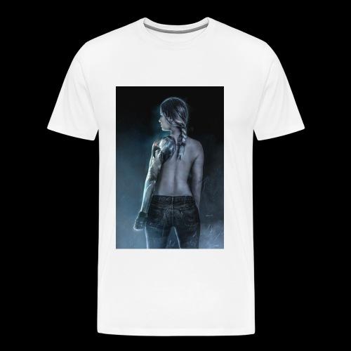ErikaCosplay Bucky - Men's Premium T-Shirt