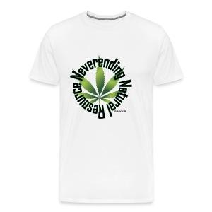 Neverending Natural Resource - Men's Premium T-Shirt