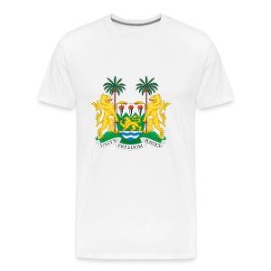 Coat of Arms SL - Men's Premium T-Shirt