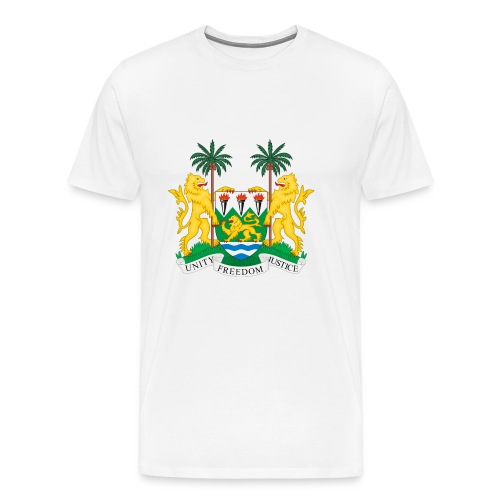 Coat of Arms SL - Men's Premium T-Shirt