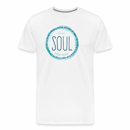 Soul Yoga T-shirt Design - Men's Premium T-Shirt
