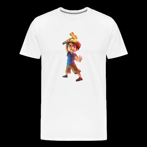 Got Gold? - Men's Premium T-Shirt