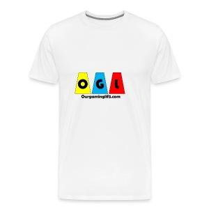 OGL big - Men's Premium T-Shirt