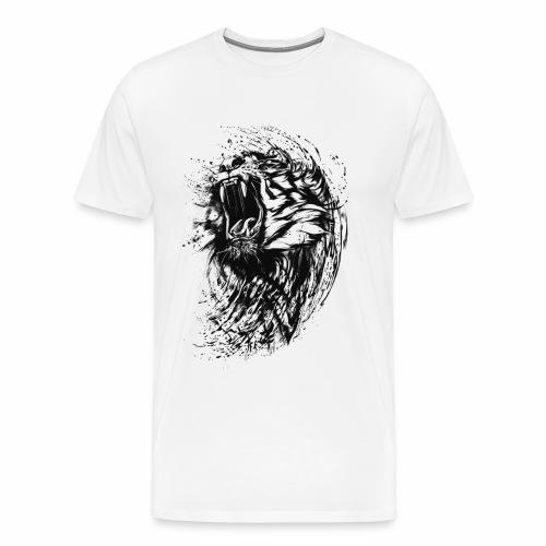THE KING OF JUNGLE - Men's Premium T-Shirt