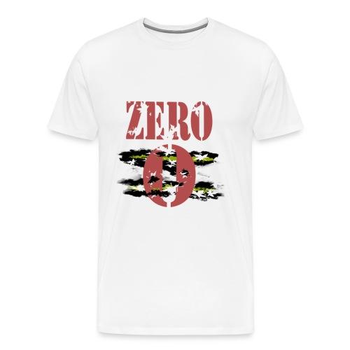 Zero - Men's Premium T-Shirt