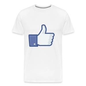like it up - Men's Premium T-Shirt