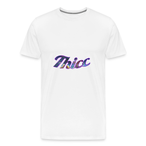 Thicc Galaxy - Men's Premium T-Shirt