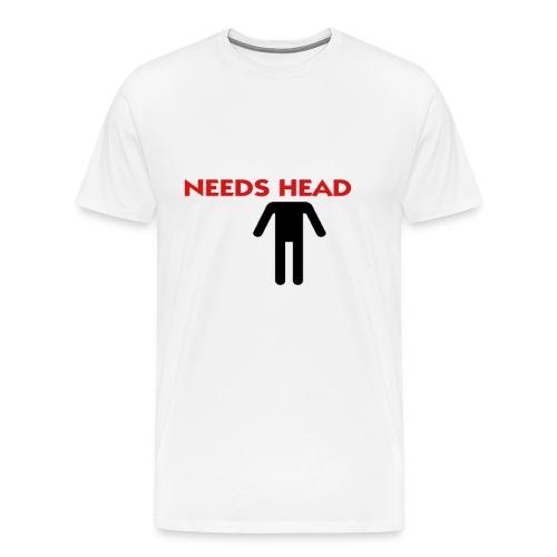 Head - Men's Premium T-Shirt