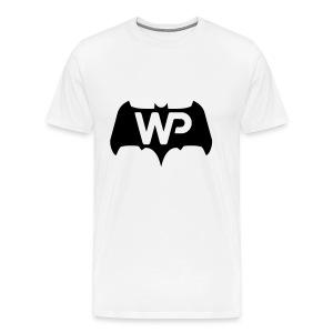 WP White - Men's Premium T-Shirt