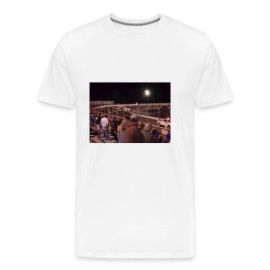 super cup stock car series 2017 - Men's Premium T-Shirt