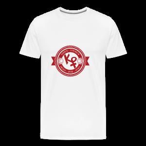 Determination Red2 - Men's Premium T-Shirt