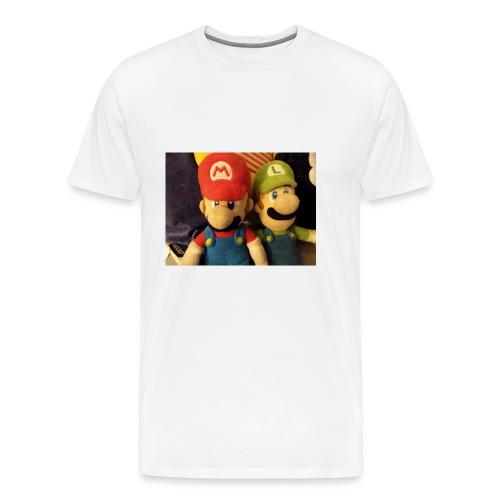 Mario - Men's Premium T-Shirt