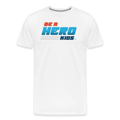 BHK secondary full color stylized TM - Men's Premium T-Shirt