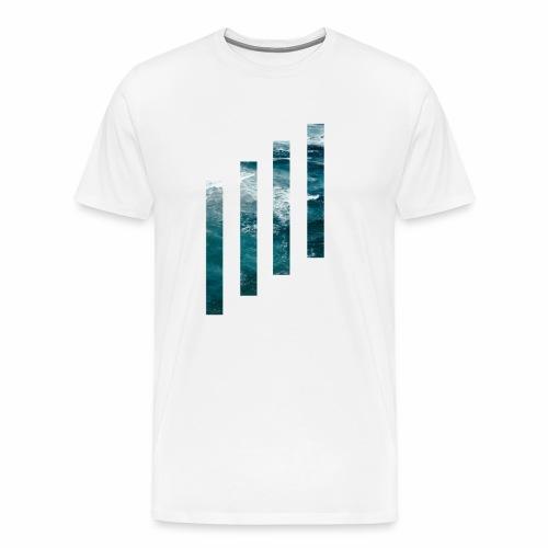 Original Finlay Sea Stripe - Men's Premium T-Shirt