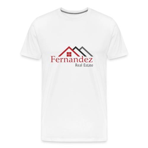Fernandez Real Estate - Men's Premium T-Shirt