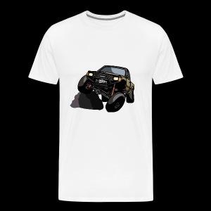 The Jalopy No BG - Men's Premium T-Shirt