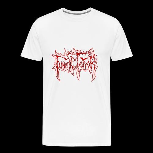 Funeral Terror - Official Merchandise - Men's Premium T-Shirt