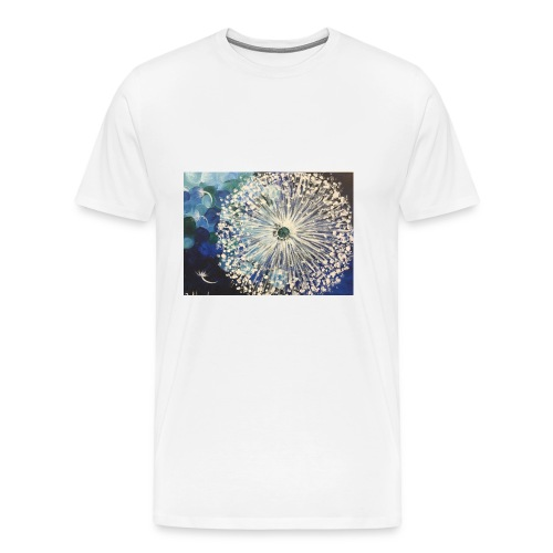 Dandelion Flower - Men's Premium T-Shirt