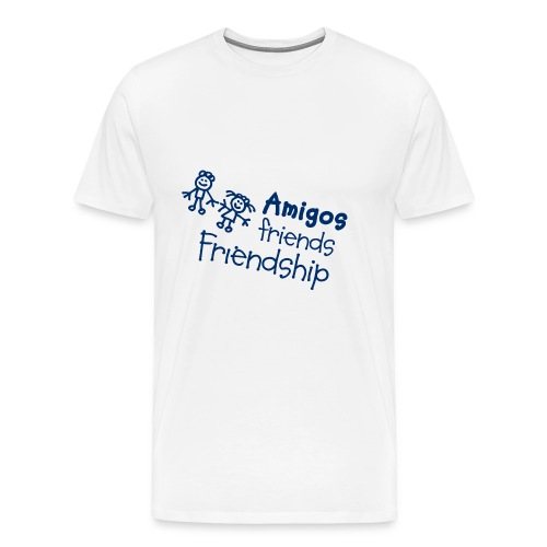 Amigos - Men's Premium T-Shirt