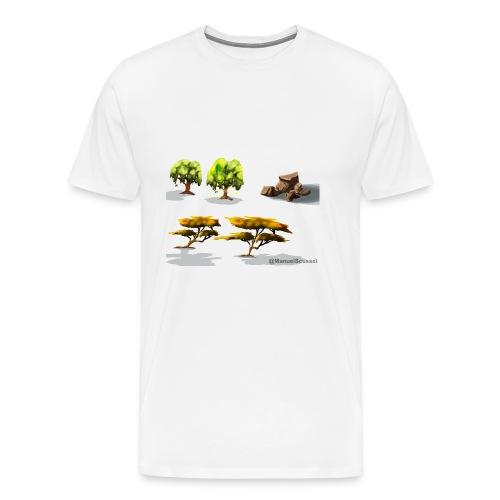 Naturelle - Men's Premium T-Shirt