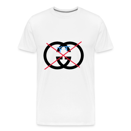 Gucci Double TF - Men's Premium T-Shirt