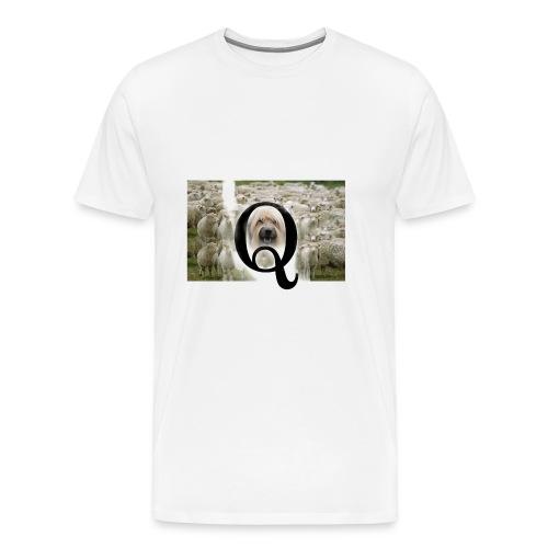 qsheepdog - Men's Premium T-Shirt