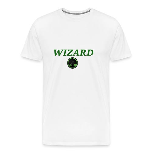 Forest Wizard - Men's Premium T-Shirt