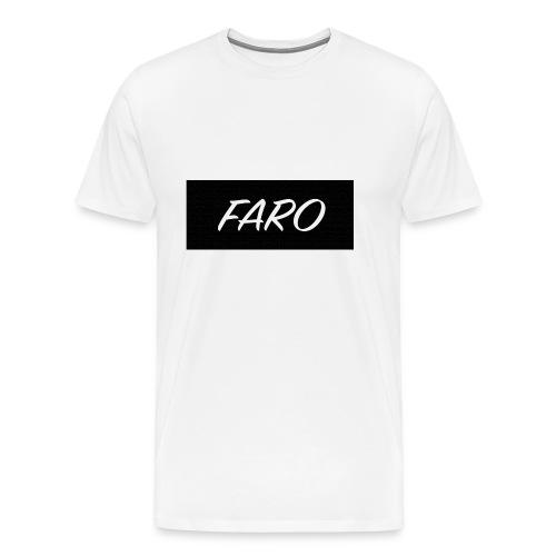 FARO_Logo - Men's Premium T-Shirt
