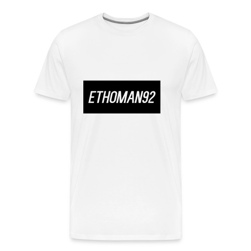 Ethoman92 Shirt Design - Men's Premium T-Shirt