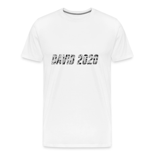 Grey 2020 - Men's Premium T-Shirt