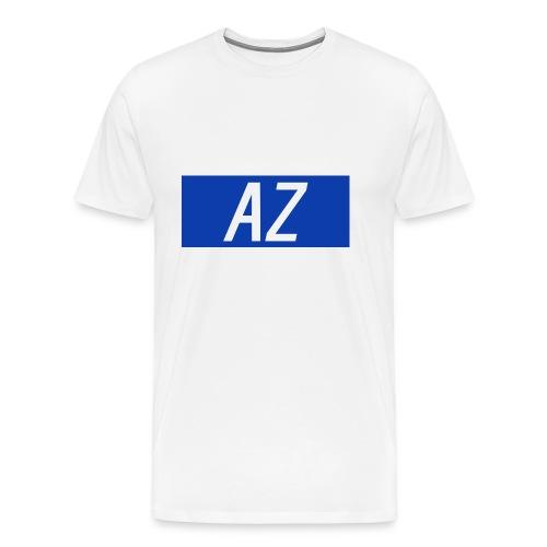 Azshirtlogo - Men's Premium T-Shirt