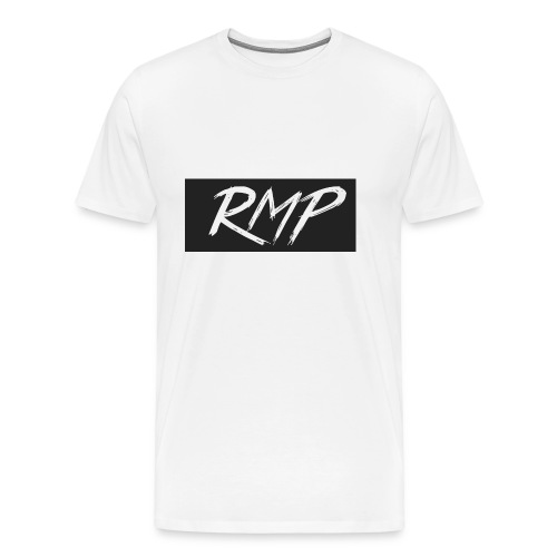 New Gray Logo RMP - Men's Premium T-Shirt