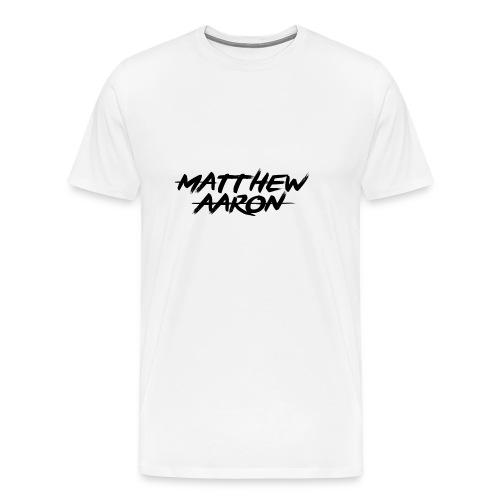 MATTHEWAARON MERCH - Men's Premium T-Shirt