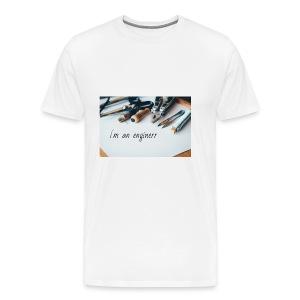 i'm an enginerr - Men's Premium T-Shirt