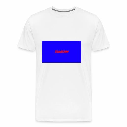 75 NATION shirts - Men's Premium T-Shirt