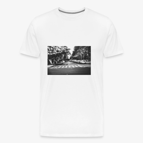 Harlem #LuxuryTax - Men's Premium T-Shirt