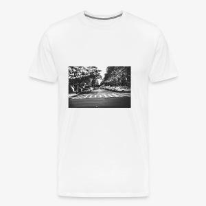 Harlem #LuxuryTax - Men's Premium T-Shirt