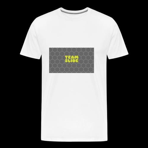 TEAM SLIDE - Men's Premium T-Shirt