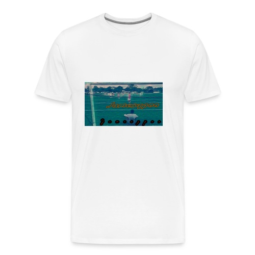 Jamesypoo - Men's Premium T-Shirt