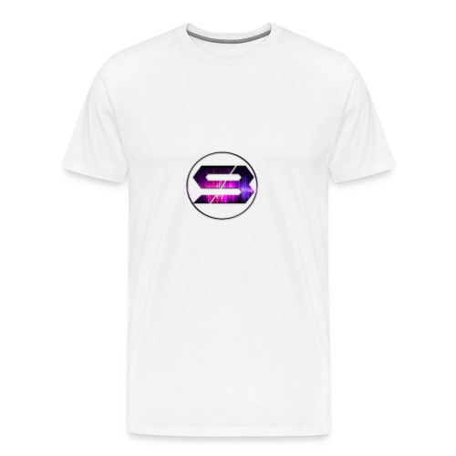SB logo - Men's Premium T-Shirt