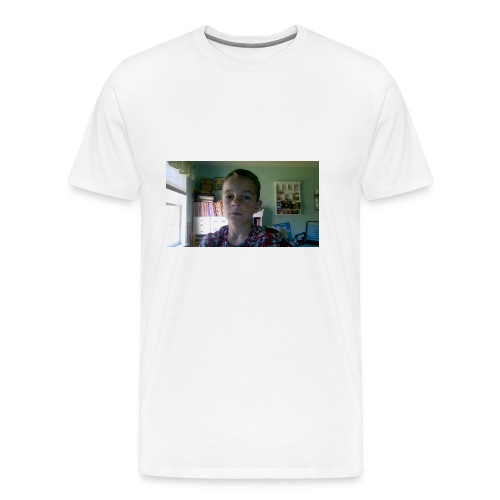 WIN 20171020 11 16 22 Pro - Men's Premium T-Shirt