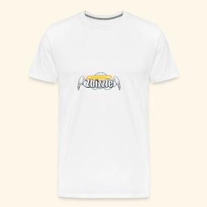 Zbizzle Logo (2) - Men's Premium T-Shirt